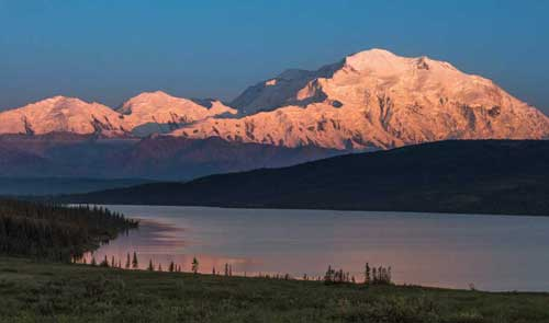 View of Denali. Image-NPS