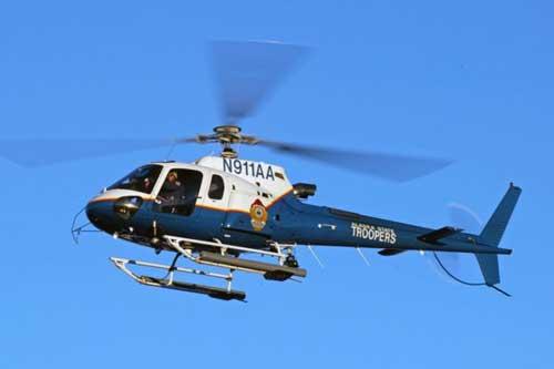 AST's Helo-2. Image-American Eurocopter