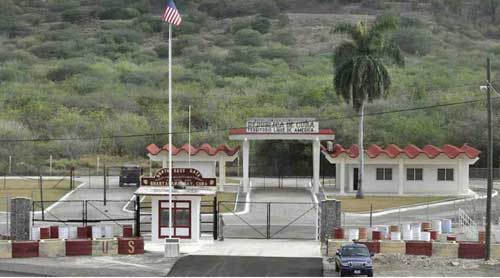 Guantanamo Bay military prison in Cuba. Image-Correctional News