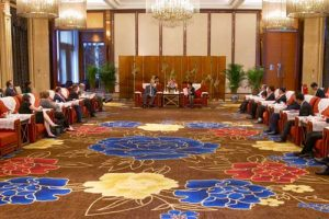 The Alaska Trade Delegation in China. Image-State of Alaska