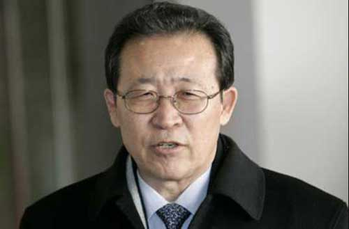 North Korean Foreign Minister Kim Kye-gwan. Image-CD