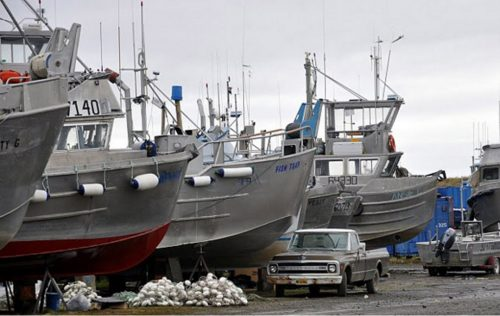 Alaskan Fishermen call for swift confirmation of Janet McCabe as  Deputy Administrator to the EPA