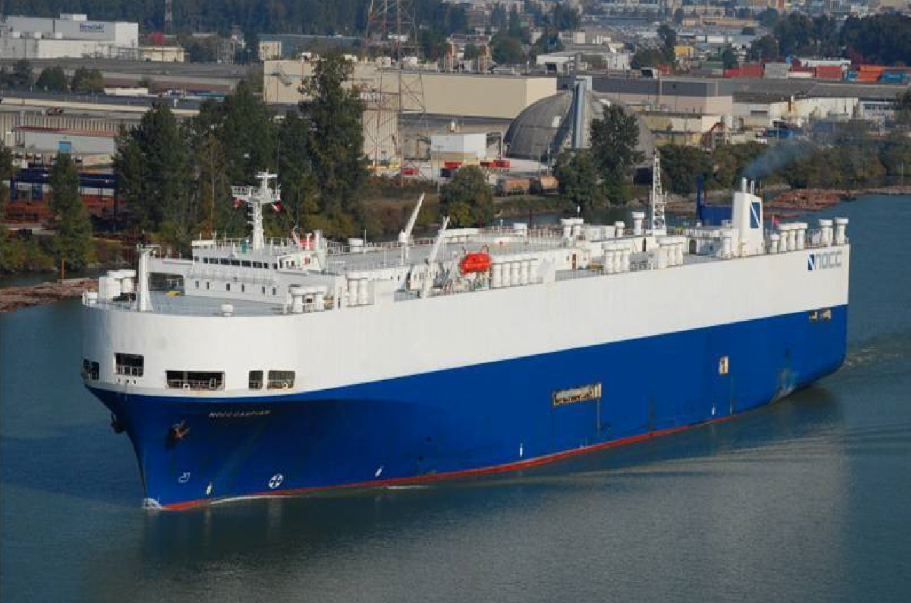 AML Ship Management Fined $800,000 for Clean Water Act Violations