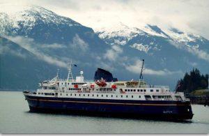 M/V Malaspina. Image-Alaska Ferry Adventures