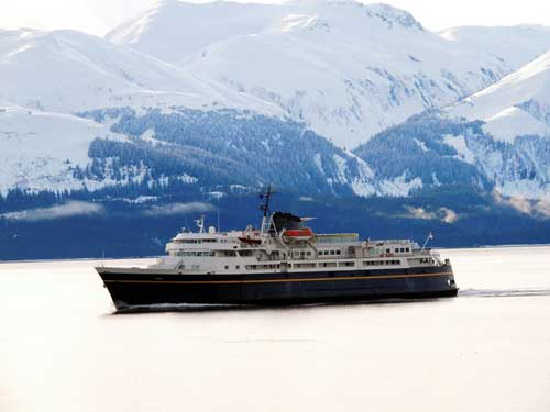 AMHS Cancels Service to Prince Rupert Until Further Notice