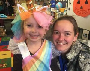 Cary Taylor-Bloomquist and her daughter Addy Bloomquist died as the  result of a Parks Highway collision on Monday. Image-FB Profiles