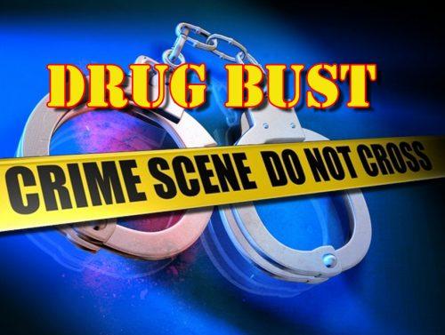 Multi-Agency Drug Interdiction Team Nabs Drug Traffickers