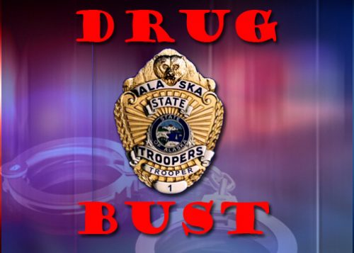All Go to Jail on Charges after Kodiak Traffic Stop