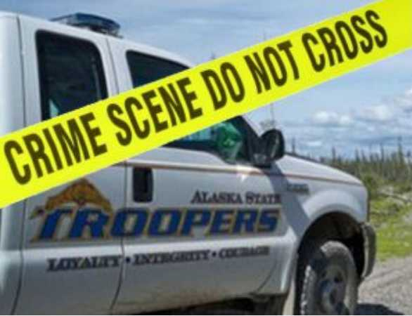 Anchorage Man with $20,000 Warrant Chased Down on Glenn Highway