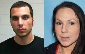 24-year-old Joseph Millard and 31-year-old Emma Alto are being sought by Anchorage police as persdons of interest in the March 8th shooting death of Craig Berumen II. Image-APD
