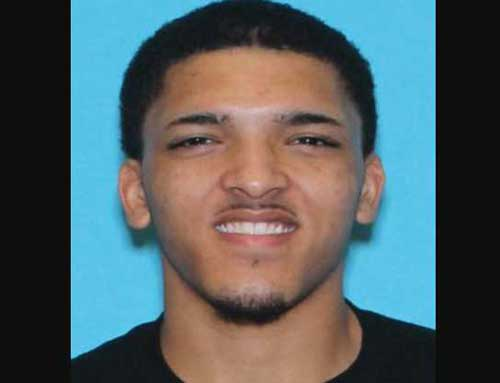 Police are seeking the whereabouts of 22-year-old Jaymes I. Bradley for armed robbery warrants. Image-APD