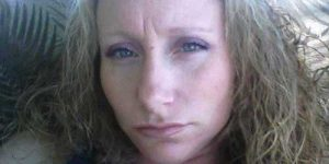 36-year-old Homicide suspect, Stephanie Hamburg. Image-APD