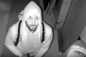Video footage captured a $6 million heist block from Times Square. Image-YouTube