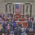 Trump's Health Care Act passes House. Image-VOA
