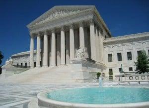 Supreme Court Building, Washington DC. Image-Public Domain