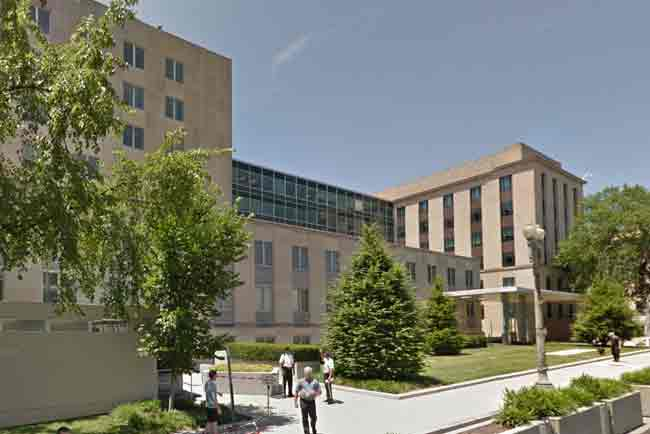 THe U.S. State Department building in Washington D.C. Image-Google Streetview