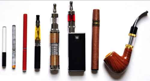 Electronic Nicotine Delivery System Products. Image-FDA