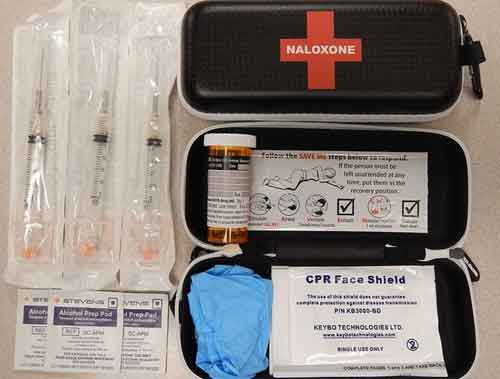 Naloxone Kit. Image-James Heilman MD/Creative Commons
