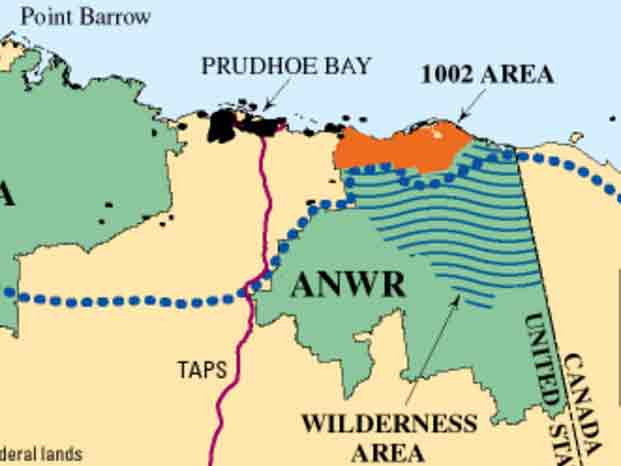 Anwr Alaska Map.Gwich In Leaders Gather To Re Affirm Opposition To Arctic Refuge