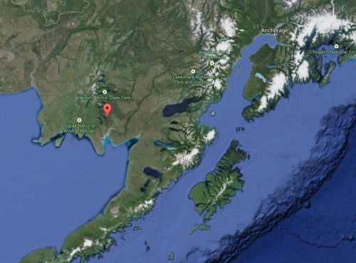 The community of Aleknagik is situated in the Dillingham Census area. Image-Google Maps