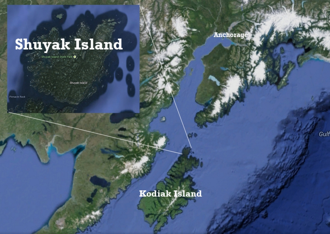 Troopers Find Homicide Victim on Shuyak Island during Welfare Check