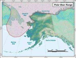 Range of Polar Bear. Image-ADF&G