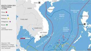 South China Sea. Image-VOA