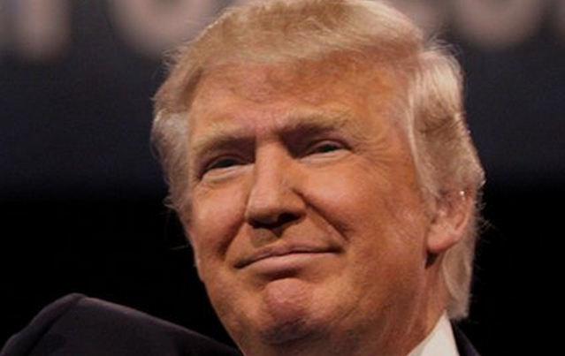 Donald Trump leads the pack for the Republican nomination for the presidential race in 2016. Image-Trump Campaign
