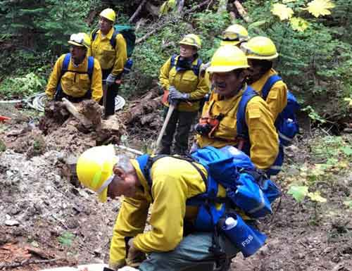 BLM Alaska Fire Service seeking to add village-based Type 2 wildland firefighting contract crews in Western Alaska