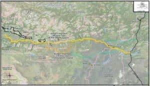 Ambler Mining District Access Road. Image-ADF&G
