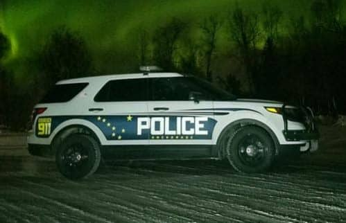 Crash into Unoccupied Vehicle along the Glenn Highway Lands Anchorage Man in Jail