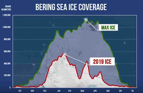 Deep Trouble for Arctic and Beyond: NOAA Climate Report Warns of Feedback Loop That 'May Already Be Underway'