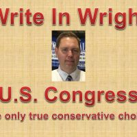 Write in Wright for US Congress