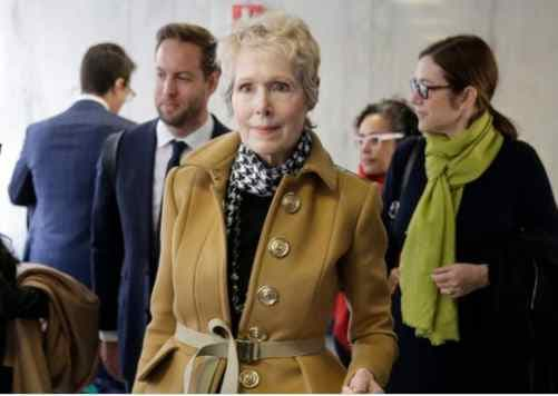Using DOJ 'to Crush a Victim,' Barr Claims Trump Cannot Be Sued for Denying E. Jean Carroll's Rape Accusation