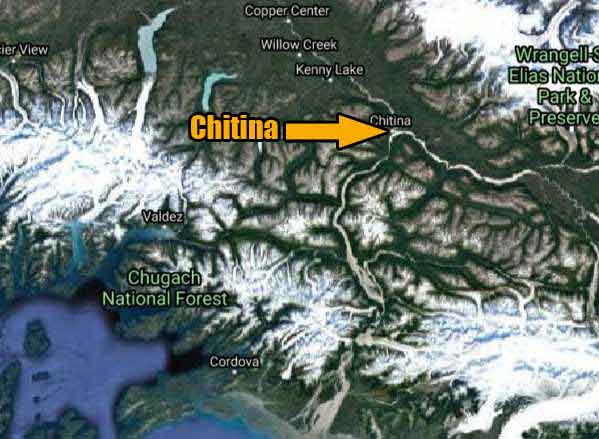 Names of Victims in February 4th Chitina Aircraft Crash Released