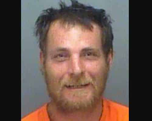 41-year-old Damian Simms. Image-St. Petersburg Police Department