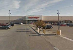 Fred Meyer at 7701 Debarr Rd. Image-Google Maps