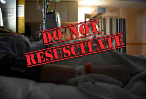 With US Now Epicenter of Global Pandemic, Hospitals Forced to Consider 'Do Not Resuscitate' Orders for Patients