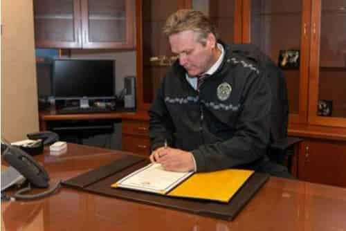 Governor Dunleavy Issues Statehood Proclamation