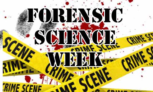 National Forensic Science Week 2020