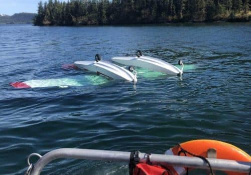 One Dead in Cascade Bay Cessna Crash