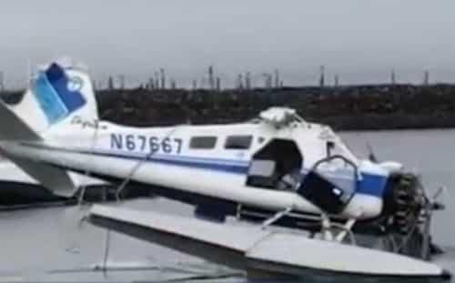 Taquan Air Suspends Operations Indefinitely after Monday Metlakatla Crash