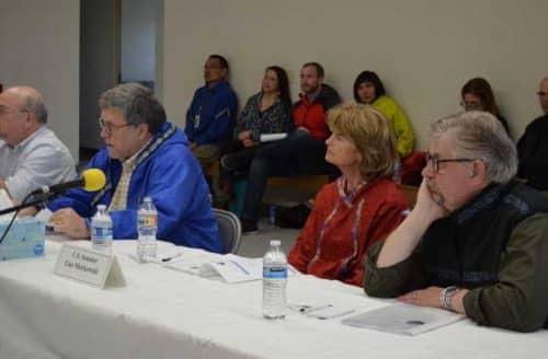 Murkowski Hosts U.S. Attorney General William Barr in Alaska