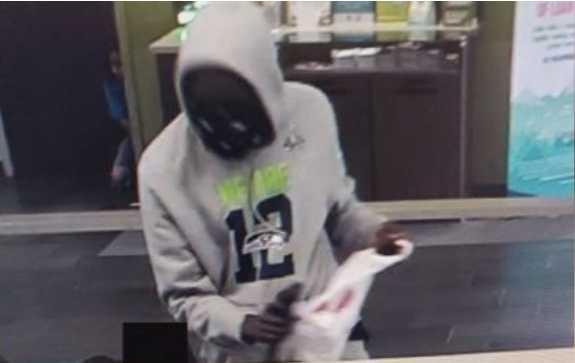 FBI Seeks DeBarr Road Credit Union 1 Robbery Suspect