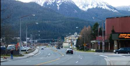 All Lanes of Juneau's Egan Drive Will be Open Over 4th of July Weekend