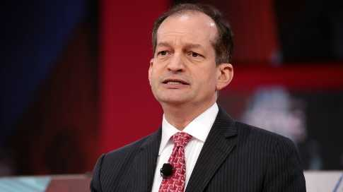Fresh Demands for Labor Secretary Alex Acosta's Resignation Mount After Jeffrey Epstein Arrested for Child Sex Trafficking Charges