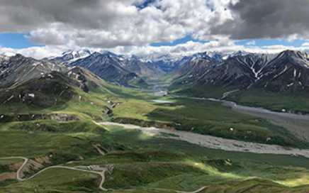 Rising Tundra Temperatures Lead to Changes in Microbial Communities