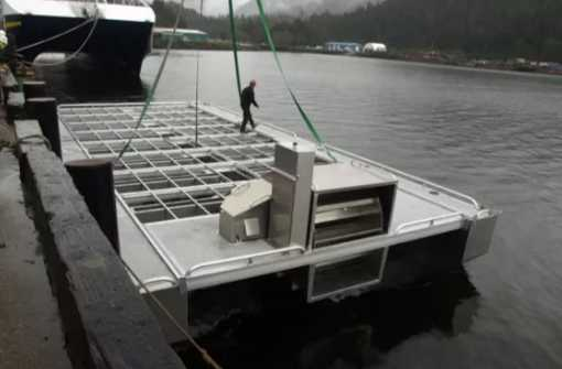 Blue Starr Oyster Co. Debuts New Oyster Nursery System