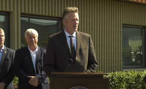 Senator Begich Comments on Governor Dunleavy's Capital Budget Vetoes
