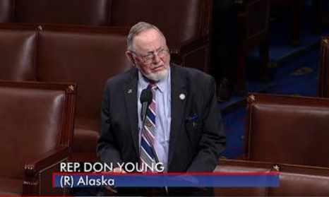House Passes Arctic Cultural and Coastal Plain Protective Act